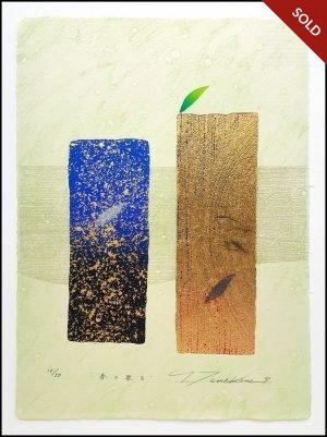 Yoshikatsu Tamekane - A Spring Song III (2007)