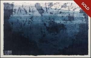 Yuko Kimura - Blue Field II (2017)