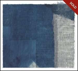 Yuko Kimura - Paper Window Indigo (2015)