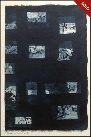 Yuko Kimura - Paper Windows I (2017)