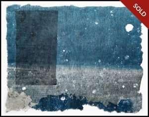 Yuko Kimura - Blue Field VI: Raindrop Series (2018)