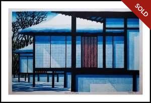 Clifton Karhu - Snow at Katsura (1970)