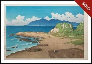 Hasui - Mera, Boshu (1949)
