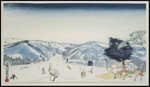 Keisuke Yamaguchi - Beautiful Views of Shinshu, February (2013)