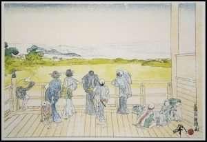 Keisuke Yamaguchi - Beautiful Views of Shinshu, July (2013)