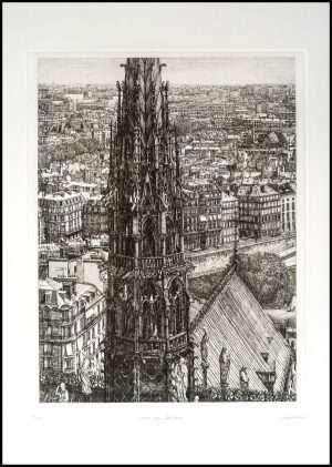 Takuji Kubo - Notre Dame: The Spire (1997)