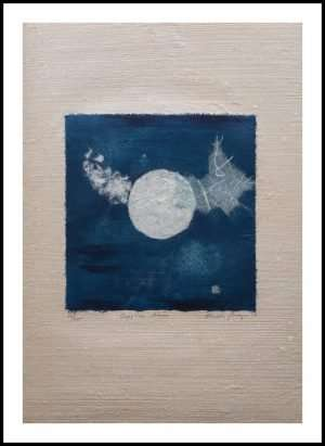 Sarah Brayer - Sapphire Moon (2018)