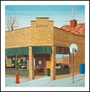 Timothy Callaghan - Side Swept Morning (2020)