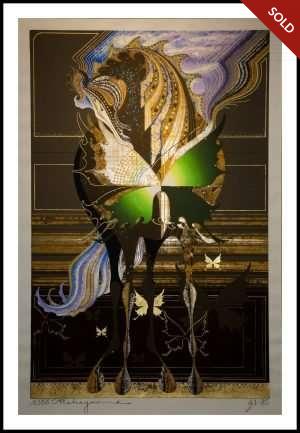 Tadashi Nakayama - Emerald Butterfly (1988)